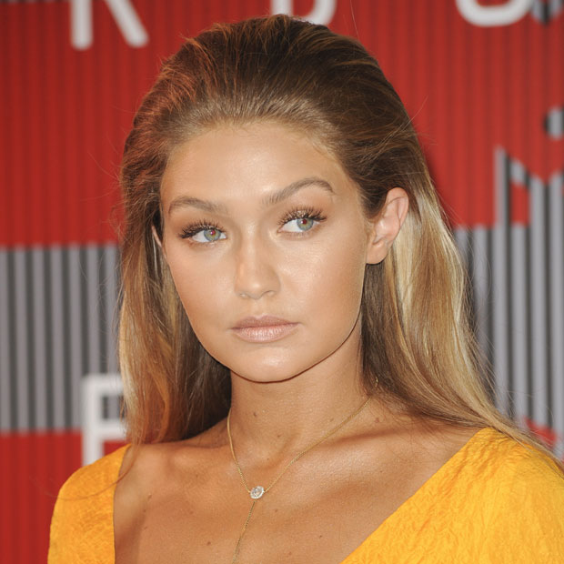 Gigi Hadid 2015 MTV VMAs hair look