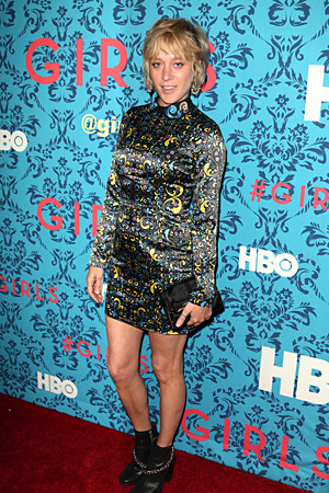 Chloe Sevigny at HBO Premiere of Girls