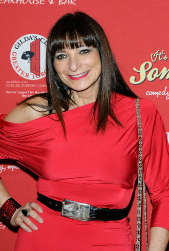 Jeanne Beker - Fashion Television host