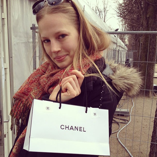 Backstage Diaries: Paris Fashion Week with Wilhelmina's Damien Neva